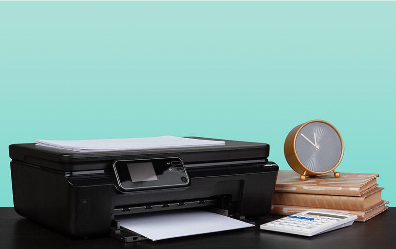Conheça a diferença entre a impressora jato de tinta e impressora a laser
