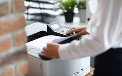 O que analisar ao escolher uma empresa de outsourcing de impressão?